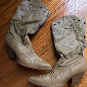Rampage cowboy boots